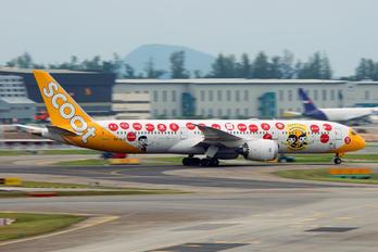 9V-OJE - Scoot Boeing 787-9 Dreamliner