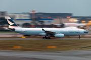 B-HLO - Cathay Pacific Airbus A330-300 aircraft
