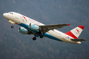 OE-LDG - Austrian Airlines/Arrows/Tyrolean Airbus A319 aircraft