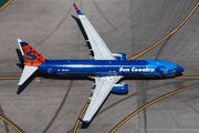 N815SY - Sun Country Airlines Boeing 737-800 aircraft