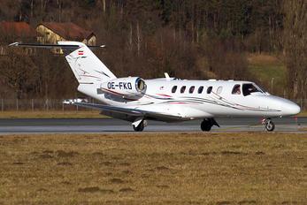OE-FKO - Titanen Air Cessna 525A Citation CJ2