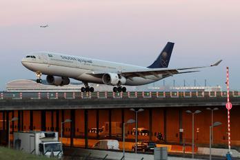 HZ-AQI - Saudi Arabian Airlines Airbus A330-300