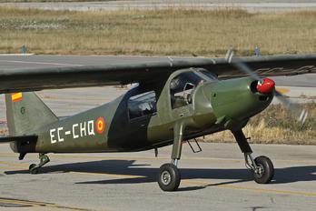 EC-CHQ - Fundació Parc Aeronàutic de Catalunya Dornier Do.27