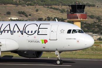 CS-TNP - TAP Portugal Airbus A320