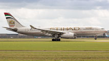 A6-EYG - Etihad Airways Airbus A330-200 aircraft