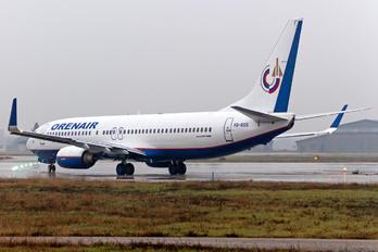 VQ-BSS - Orenair Boeing 737-800