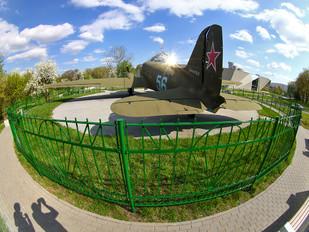 56 BLUE - Belarus - Air Force Lisunov Li-2
