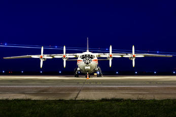 UR-CAJ - Meridian Aviation Antonov An-12 (all models)