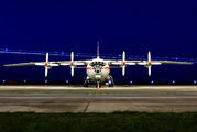 UR-CAJ - Meridian Aviation Antonov An-12 (all models) aircraft