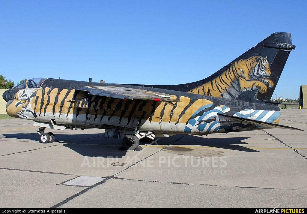 Greece - Hellenic Air Force 158825 aircraft at Tanagra