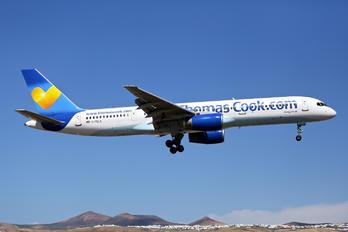 G-FCLA - Thomas Cook Boeing 757-200