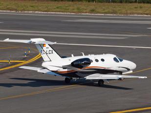 EC-LCX - Aerodynamics,Malaga Cessna 510 Citation Mustang