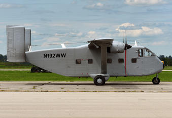 N192WW - Private Short SC.7 Skyvan