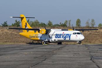 HB-ALQ - Zimex Aviation ATR 42 (all models)