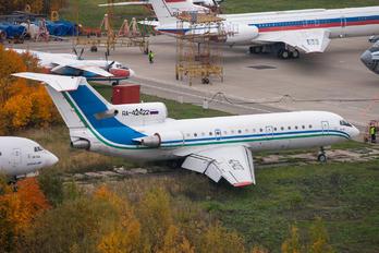 RA-42422 - Volga Avia Express Yakovlev Yak-42