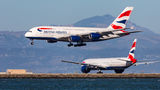 British Airways G-XLEK