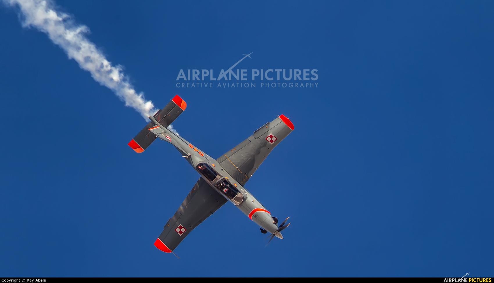 "Poland - Air Force ""Orlik Acrobatic Group"" 048 aircraft at Malta Intl"