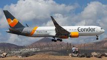 D-ABUO - Condor Boeing 767-300 aircraft