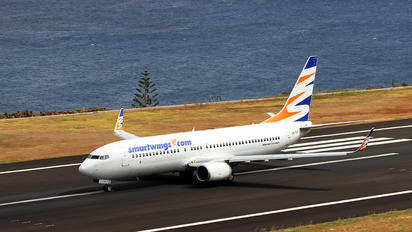 OK-TVY - SmartWings Boeing 737-800