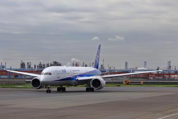 JA877A - ANA - All Nippon Airways Boeing 787-9 Dreamliner
