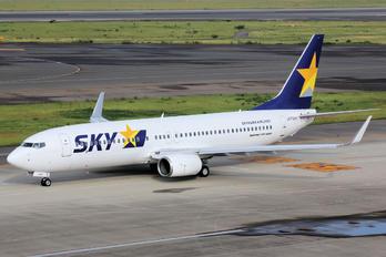 JA73NY - Skymark Airlines Boeing 737-800