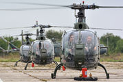 12879 - Serbia - Air Force Aerospatiale SA-341 / 342 Gazelle (all models) aircraft