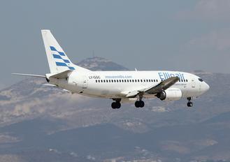 LY-GGC - Ellinair Boeing 737-300