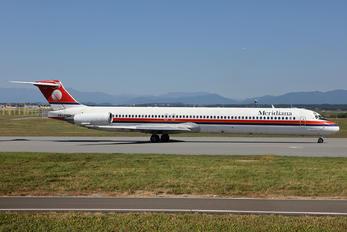 I-SMER - Meridiana McDonnell Douglas MD-82