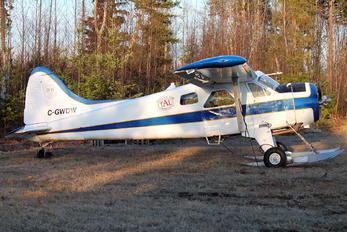 C-GWDW - Tsayta Air de Havilland Canada DHC-2 Beaver