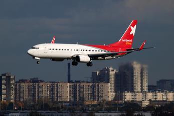 VQ-BUV - Nordwind Airlines Boeing 737-800