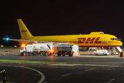 G-BMRI - DHL Cargo Boeing 757-200F aircraft