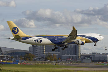 EI-FBU - I-Fly Airlines Airbus A330-300