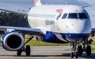 G-LCYL - British Airways - City Flyer Embraer ERJ-190 (190-100) aircraft
