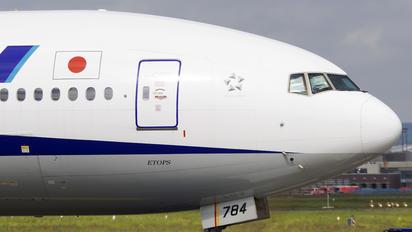 JA784A - ANA - All Nippon Airways Boeing 777-300ER