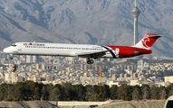 EP-TAR - ATA Airlines Iran McDonnell Douglas MD-83 aircraft