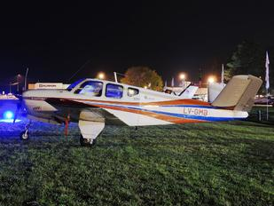 LV-GMB - Private Beechcraft 35 Bonanza V series