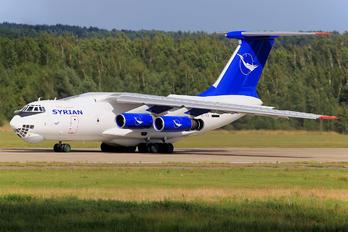 YK-ATD - Syrian Air Ilyushin Il-76 (all models)