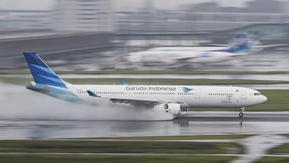 PK-GHA - Garuda Indonesia Airbus A330-300