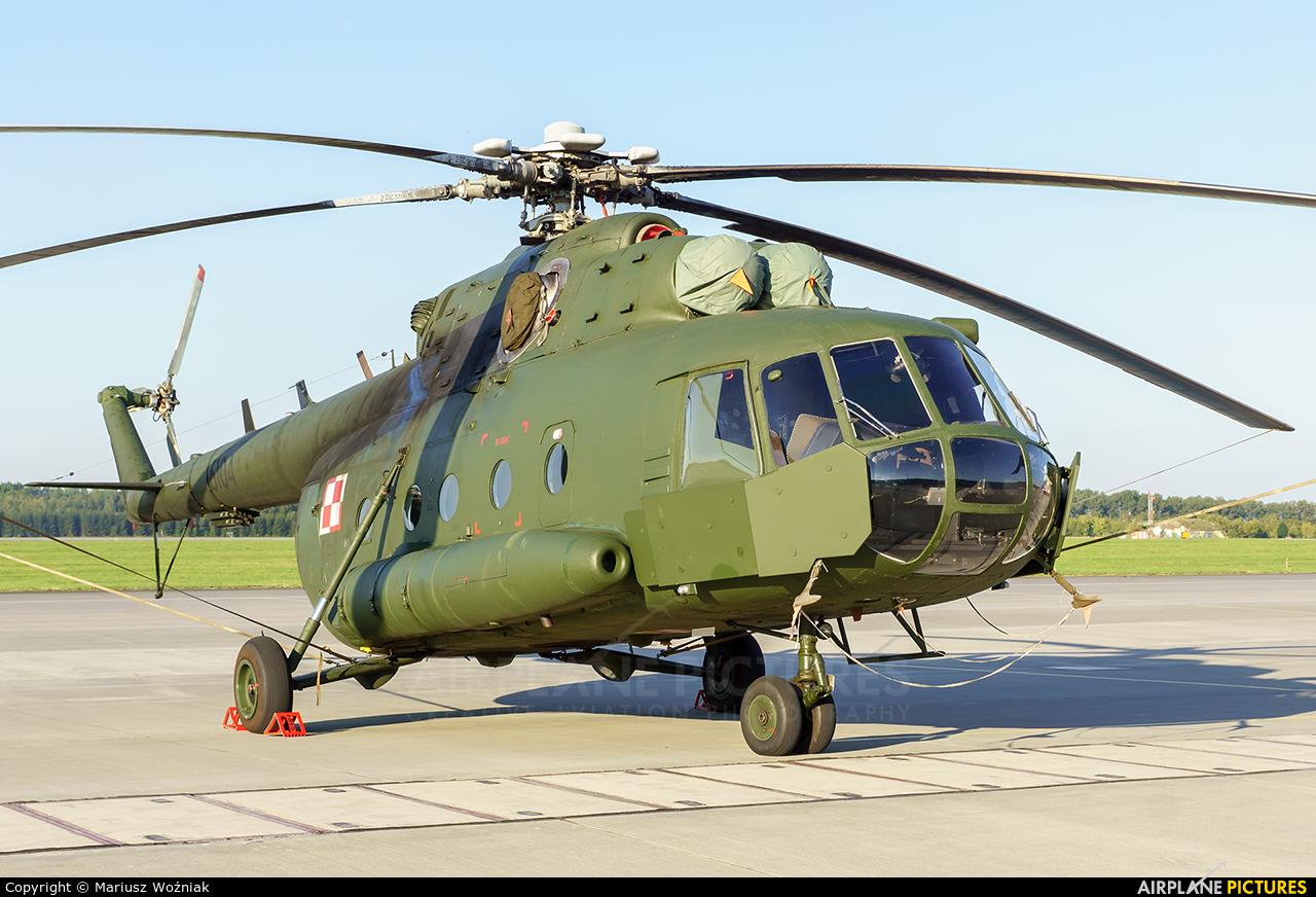 Poland - Army 6104 aircraft at Poznań - Krzesiny