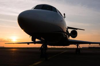 PH-LAU - Private Dassault Falcon 900 series