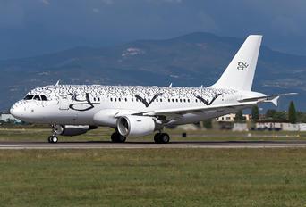 LX-GVV - Global Jet Luxembourg Airbus A319 CJ