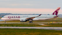 A7-ALK - Qatar Airways Airbus A350-900 aircraft