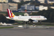 D-AGWT - Germanwings Airbus A319 aircraft