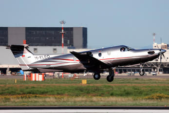 M-YLEO - Private Pilatus PC-12