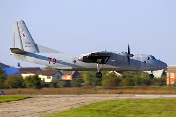 RF-36160 - Russia - Air Force Antonov An-26 (all models)