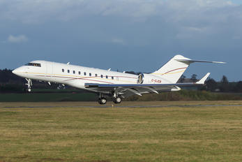 C-GJCB - Private Bombardier BD-700 Global 5000