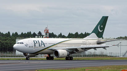 AP-BEQ - PIA - Pakistan International Airlines Airbus A310