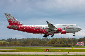 EI-XLJ - Rossiya Boeing 747-400