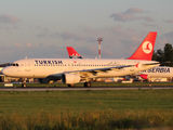 TC-JPY - Turkish Airlines Airbus A320 aircraft