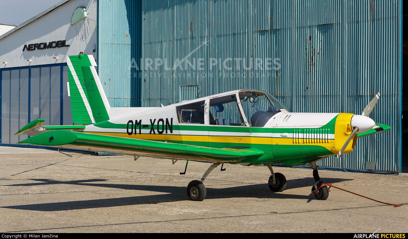 Aeroklub Nitra LZNI aircraft at Nitra